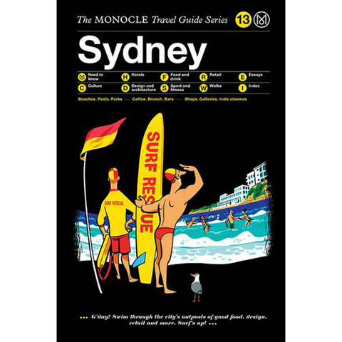 THE MONOCLE TRAVEL GUIDE SYDNEY
