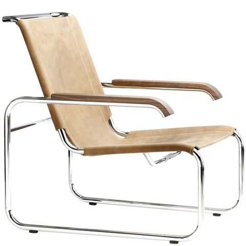 S 35L THONET LOUNGE CHAIR