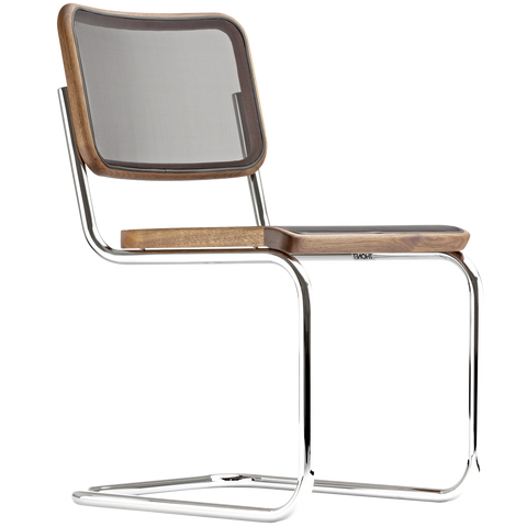 S 32 THONET MESH DINING CHAIR