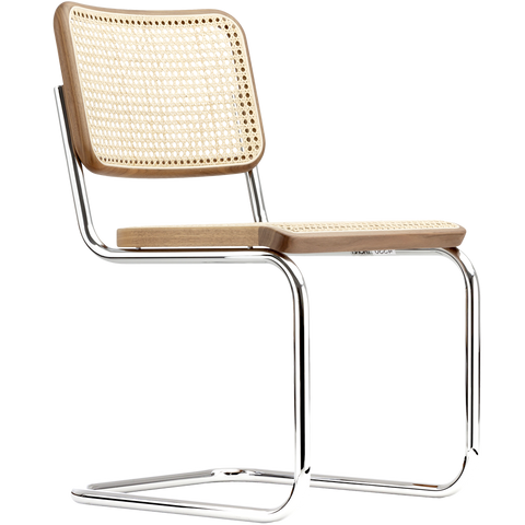 S 32 THONET CANE DINING CHAIR