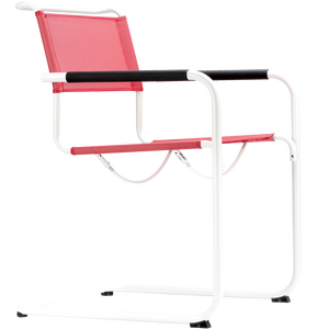 S 34N THONET OUTDOOR MESH CHAIR