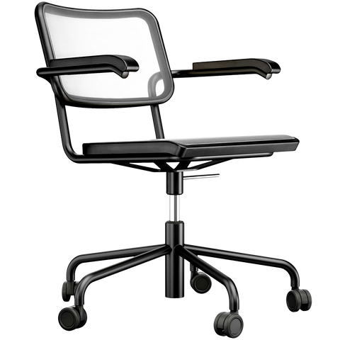 S 64 NDR MESH SWIVEL CHAIR