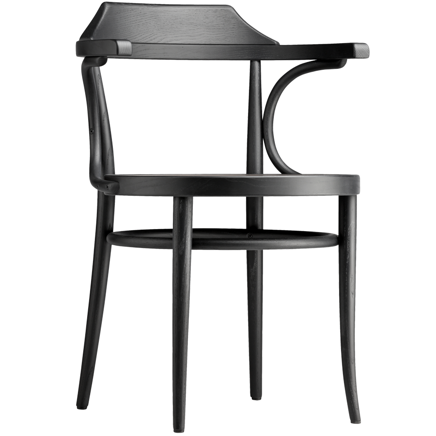 233 THONET CANE DINING CHAIR