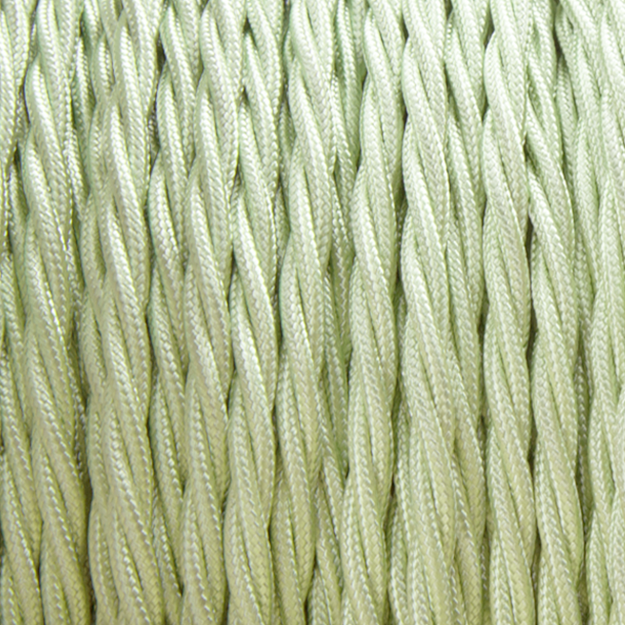 TISANE GREEN FABRIC CABLE