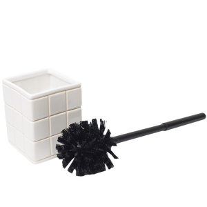 CERAMIC ENSEMBLE TOILET BRUSH