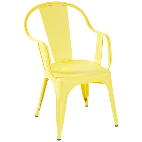 TOLIX C CAFE ARMCHAIR