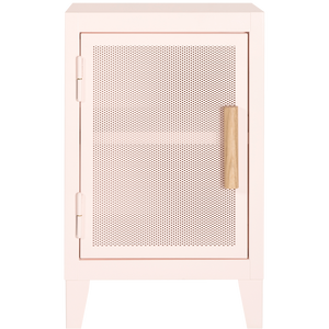 TOLIX PERFORATED B1 SIDE CABINET TALL - STORAGE - DYKE & DEAN  - Homewares | Lighting | Modern Home Furnishings