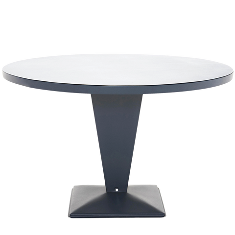 TOLIX PEDESTAL KUB ROUND TABLE 110cm