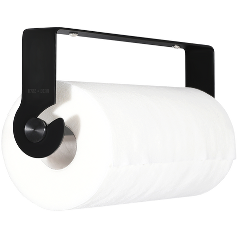 PAPER ROLL HOLDER BRACKET BLACK - KITCHENWARE - DYKE & DEAN  - Homewares | Lighting | Modern Home Furnishings