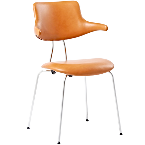 VL118 LEATHER CHAIR