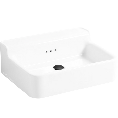 CLASSIC CERAMIC WALL & COUNTER SINK