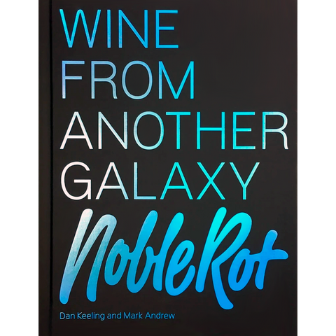 NOBLE ROT WINE BOOK - BOOKS - DYKE & DEAN  - Homewares | Lighting | Modern Home Furnishings