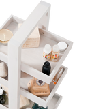 MEZZA BATHROOM CADDY IN OYSTER