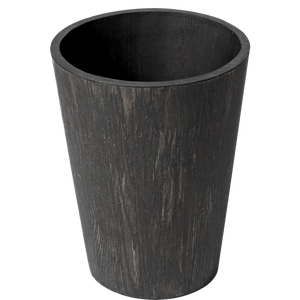 BATHROOM BIN MEZZA DARK OAK