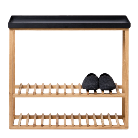 WIREWORKS HELLO STORAGE TABLE BLACK - STORAGE - DYKE & DEAN  - Homewares | Lighting | Modern Home Furnishings