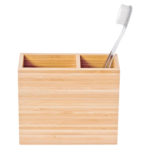 TOOTH BRUSH BOX IN BAMBOO