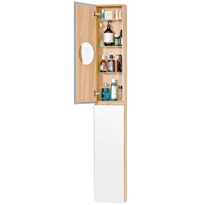 MIRROR CABINET ZONE TALL 1622 NATURAL OAK