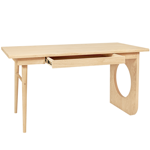 BAU DESK OAK