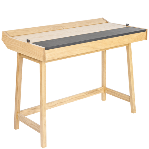 ENGLISH FLAP DESK OAK