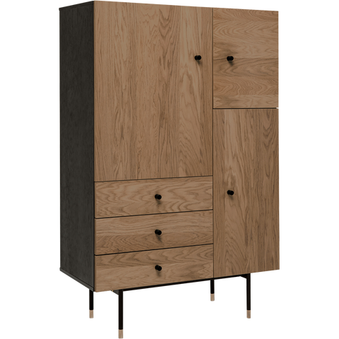 JUGEND HIGHBOARD CABINET WALNUT