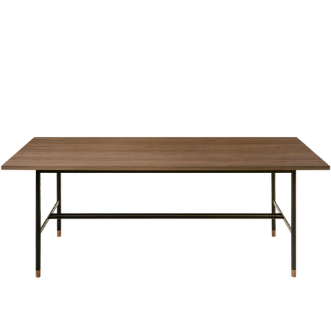 JUGEN DINING TABLE WALNUT