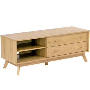 KENSEL TV SIDEBOARD OAK