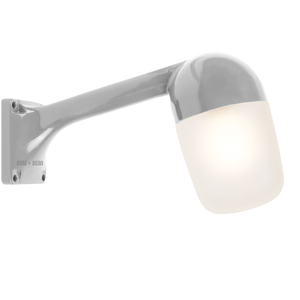 GREY WALL ARM WATERPROOF LAMPS