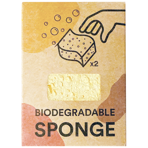 BIODEGRADABLE KITCHEN SPONGES - KITCHENWARE - DYKE & DEAN  - Homewares | Lighting | Modern Home Furnishings