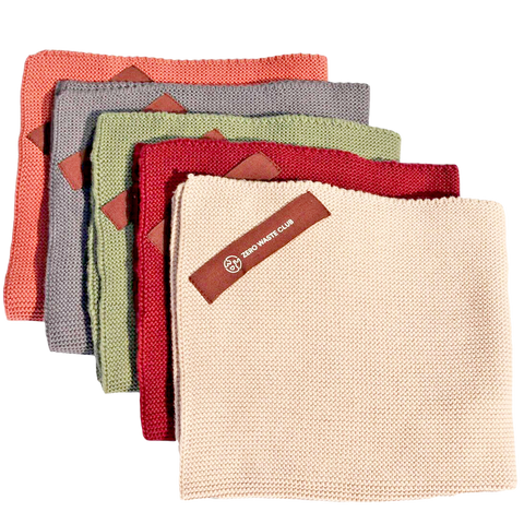 ORGANIC COTTON DISH TOWELS - KITCHENWARE - DYKE & DEAN  - Homewares | Lighting | Modern Home Furnishings