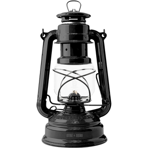 PETROMAX STORM LAMP BLACK