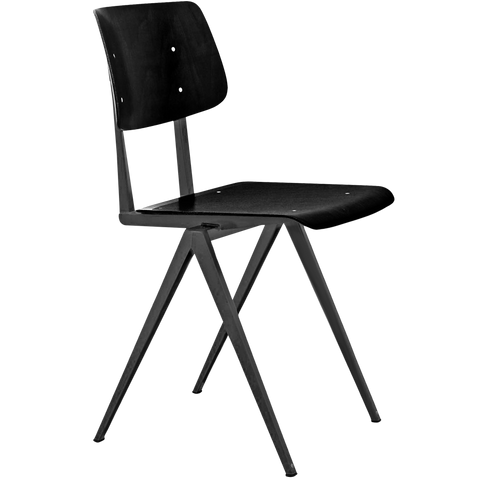 GALVANITAS S16 CHAIR BLACK