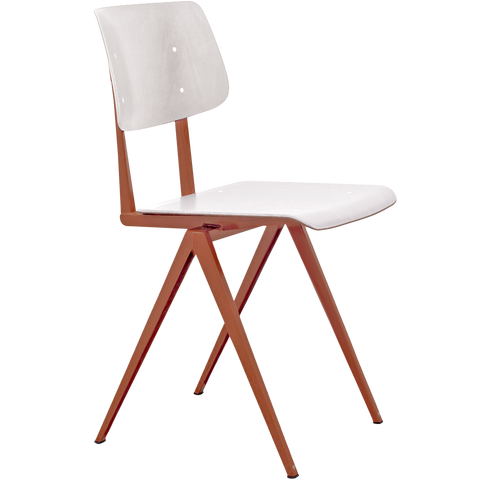 GALVANITAS S16 CHAIR LOAM BROWN/GREY
