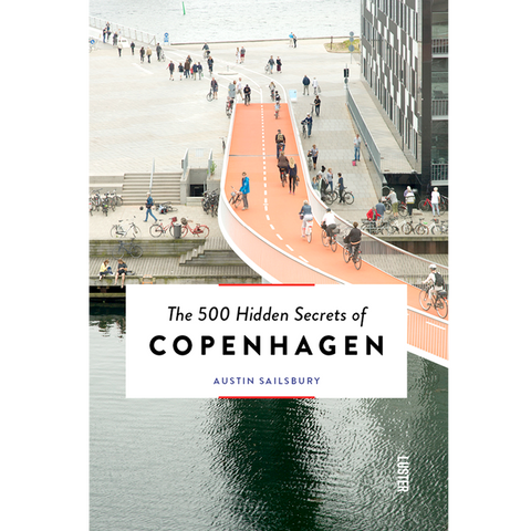 THE 500 HIDDEN SECRETS OF COPENHAGEN - BOOKS - DYKE & DEAN  - Homewares | Lighting | Modern Home Furnishings