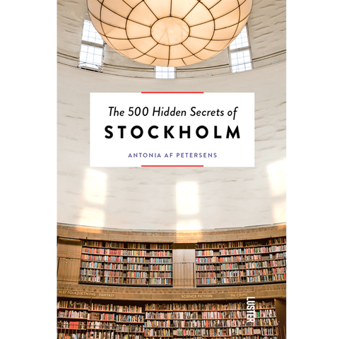 THE 500 HIDDEN SECRETS OF STOCKHOLM - BOOKS - DYKE & DEAN  - Homewares | Lighting | Modern Home Furnishings