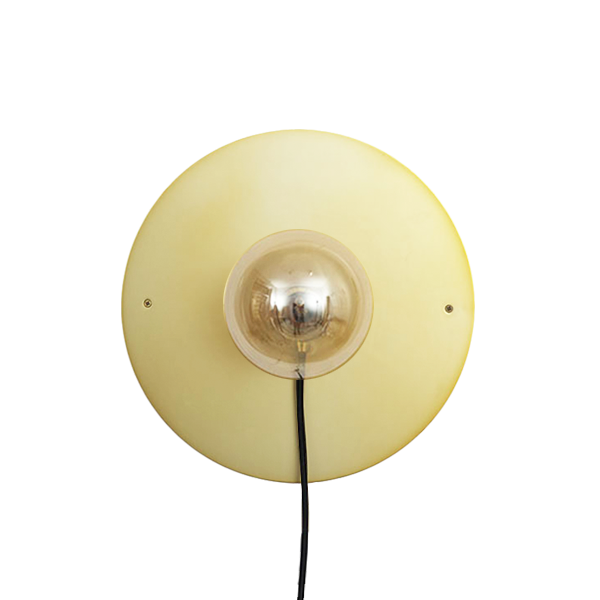 FRAMA BRASS MEDIUM WALL KIT LIGHT