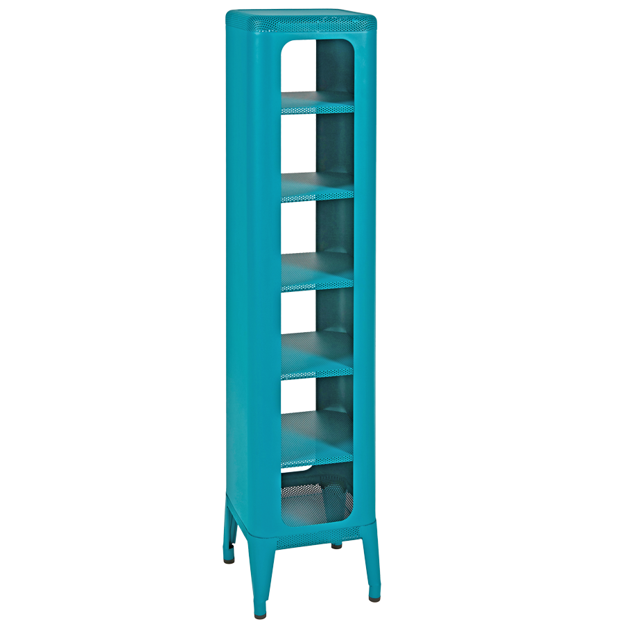 TOLIX CABINET MT PERFORATED 135cm