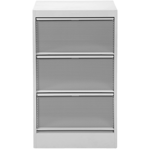 TOLIX CC3 FLAP CABINET PERFORATED