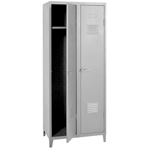 TOLIX TALL LOCKER CABINET B2 STEEL