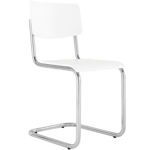 ADICO 226 CHAIR CHROME - CHAIRS - DYKE & DEAN  - Homewares | Lighting | Modern Home Furnishings