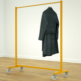 DYKE & DEAN GARMENT RAIL WIDE