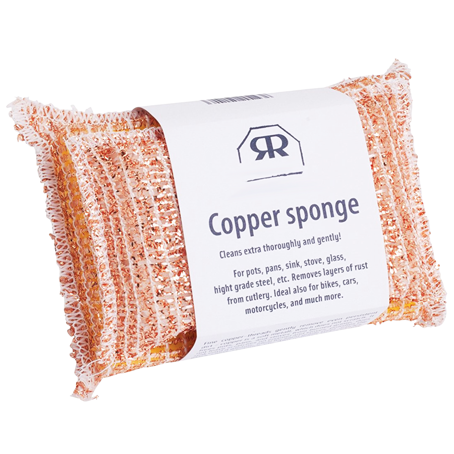 COPPER CLEANING KITCHEN SCOURERS
