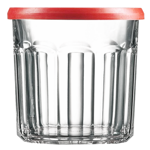RED TOP JAM JAR 50cl