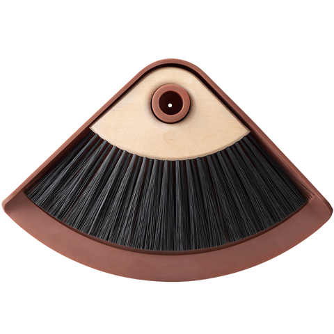 SWEEP-IT DUSTPAN AND BRUSH TERRACOTTA