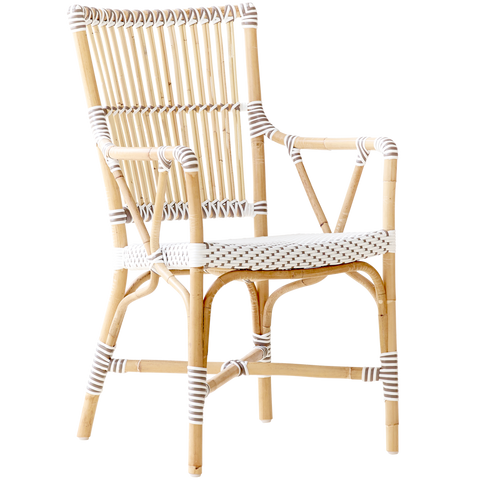 MONIQUE ARMCHAIR RATTAN