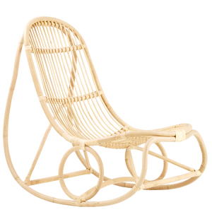 NANNY ROCKING CHAIR RATTAN