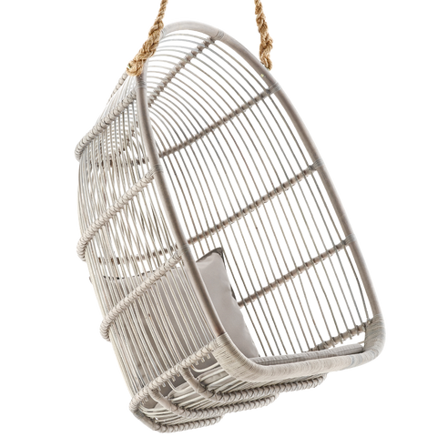 RENOIR HANGING CHAIR COLOUR RATTAN
