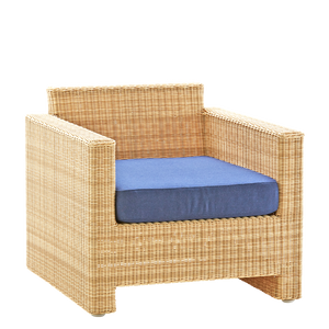 SIXTY LOUNGE CHAIR RATTAN