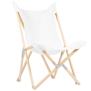 TELAMI TRIPOLINA CHAIR NATURAL WOOD