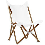TELAMI TRIPOLINA CHAIR TEAK WOOD