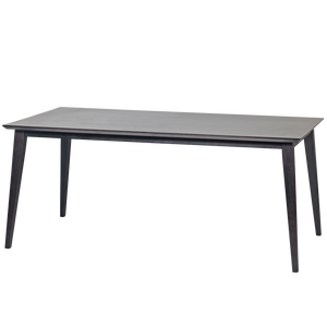 TON JUTLAND TABLE BLACK